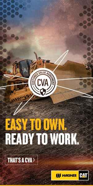 Easy to Own. Ready to Work. That's a CVA