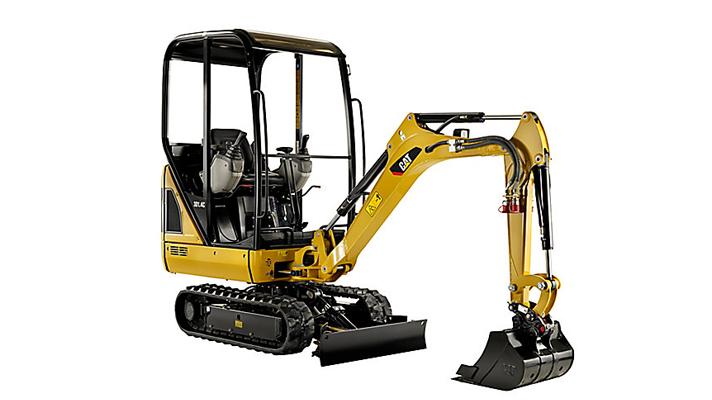 301.4C Mini Hydraulic Excavator