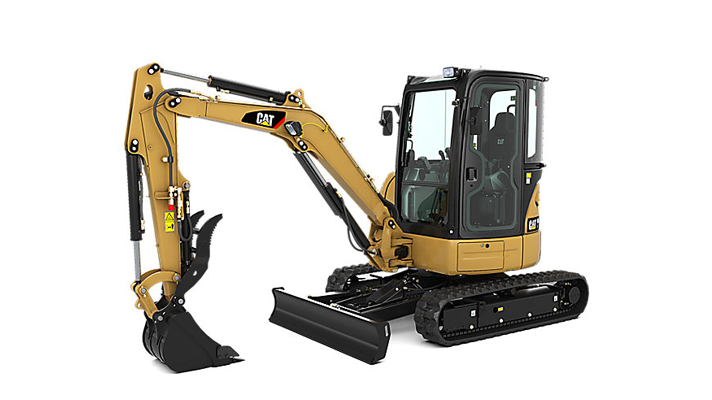 304E CR Hydraulic Excavator