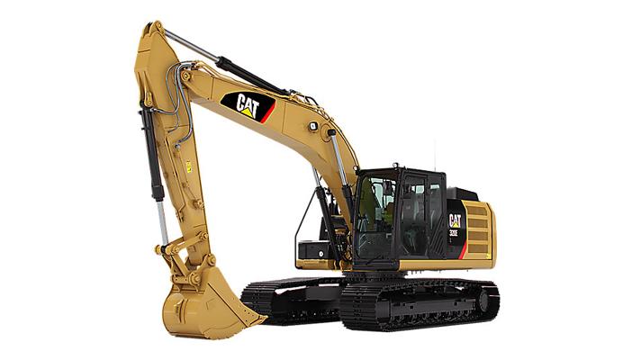 320E L Hydraulic Excavator