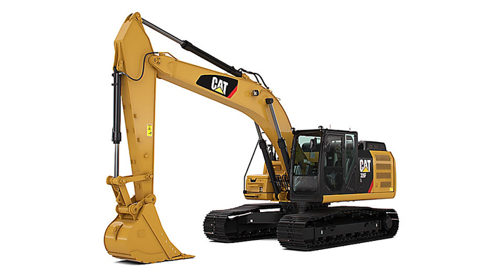 326F L Hydraulic Excavator