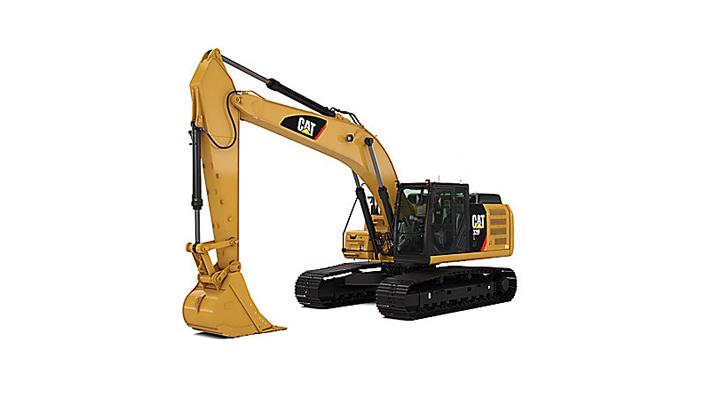 329F L Hydraulic Excavator
