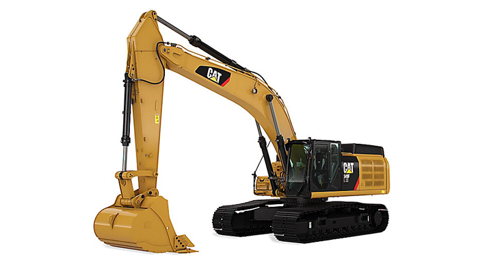 349F L XE Hydraulic Excavator