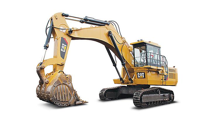 6015/6015 FS Hydraulic Shovel
