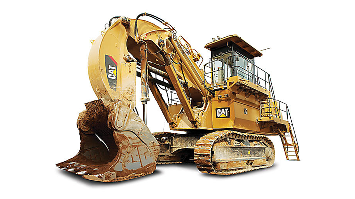 6018/6018 FS Hydraulic Shovel