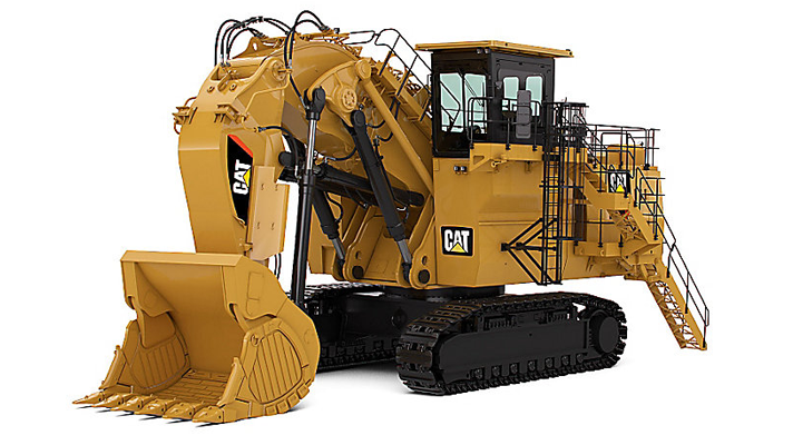 6030/6030 FS Hydraulic Shovel