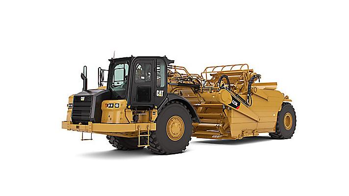 623K Wheel Tractor-Scraper