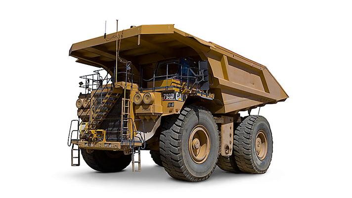 793D Mining Truck