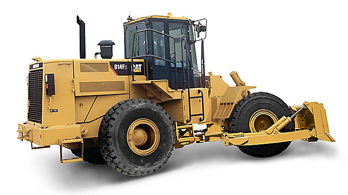 814F Series 2 Wheel Dozer