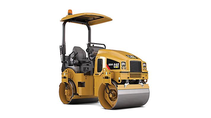 CB24B Utility Compactor
