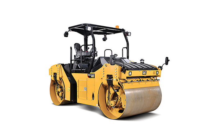 CB54B Tandem Vibratory Roller (Solid Drum) | Utility Compactor |  Caterpillar Equipment - Wagner Equipment