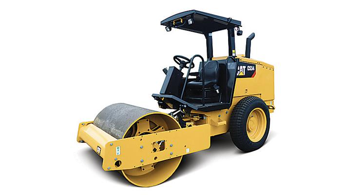 CS34 Vibratory Soil Compactor