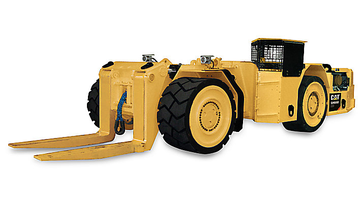 SH660 HD – Roof Support Carrier