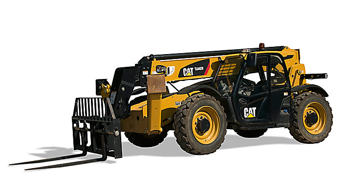 TL642D w/stab - 2015, Tier 4 Final/Stage IV, GN2, NACD Telehandler