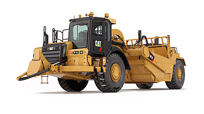 621H Wheel Tractor-Scraper