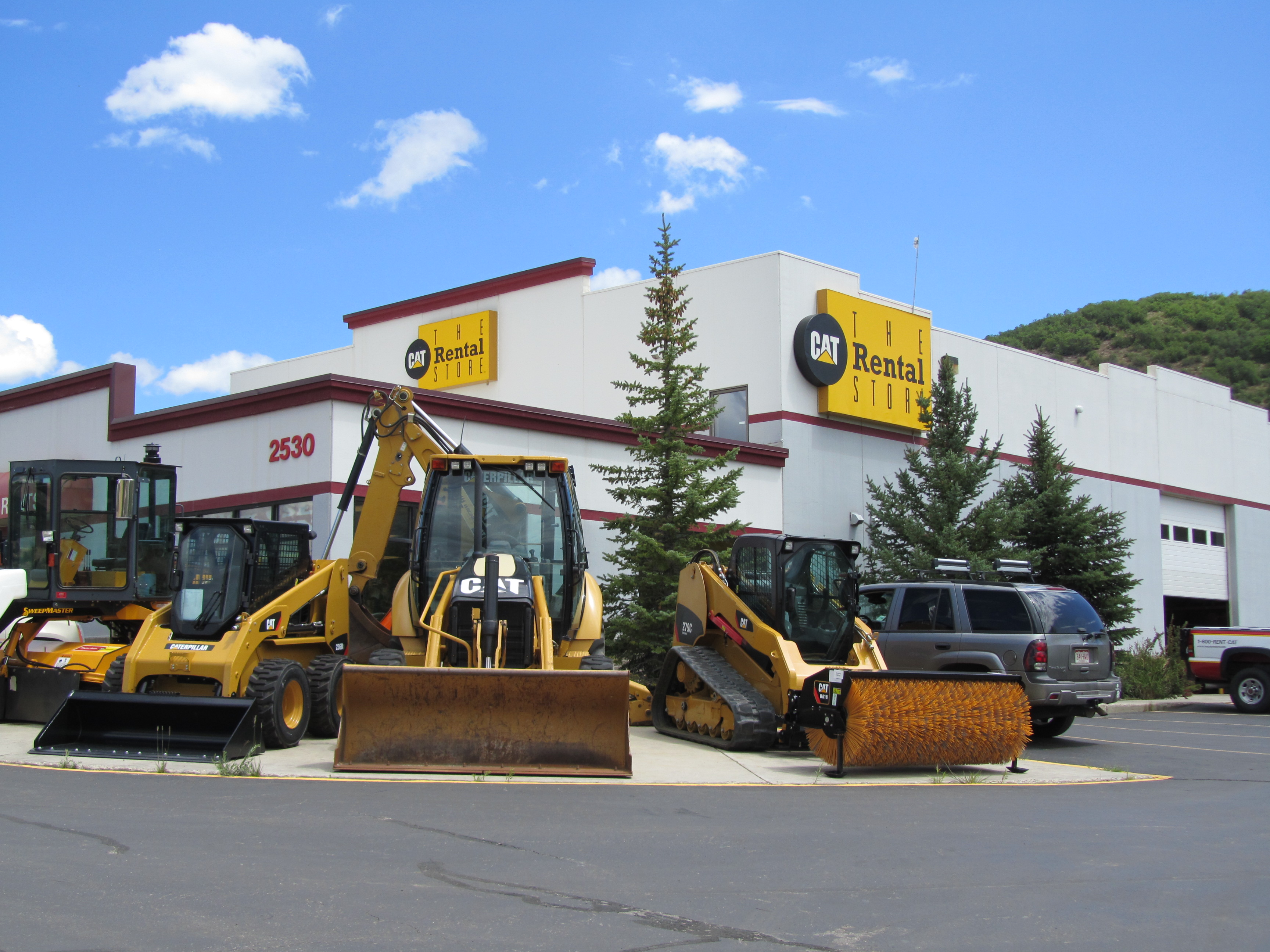 Wagner Rents The Cat Rental Store Steamboat Springs Co