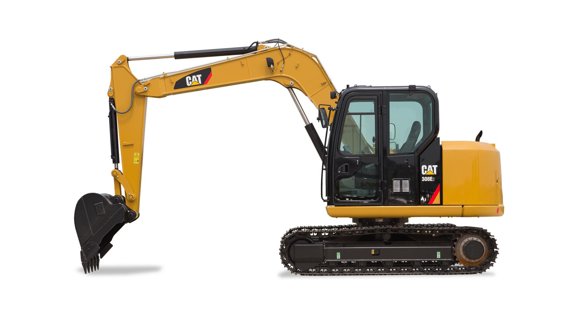 308E2 CR Mini Hydraulic Excavator