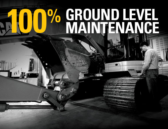 Ground Level Maintenance