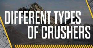 Types of Crushing Equipment wagner equipment co